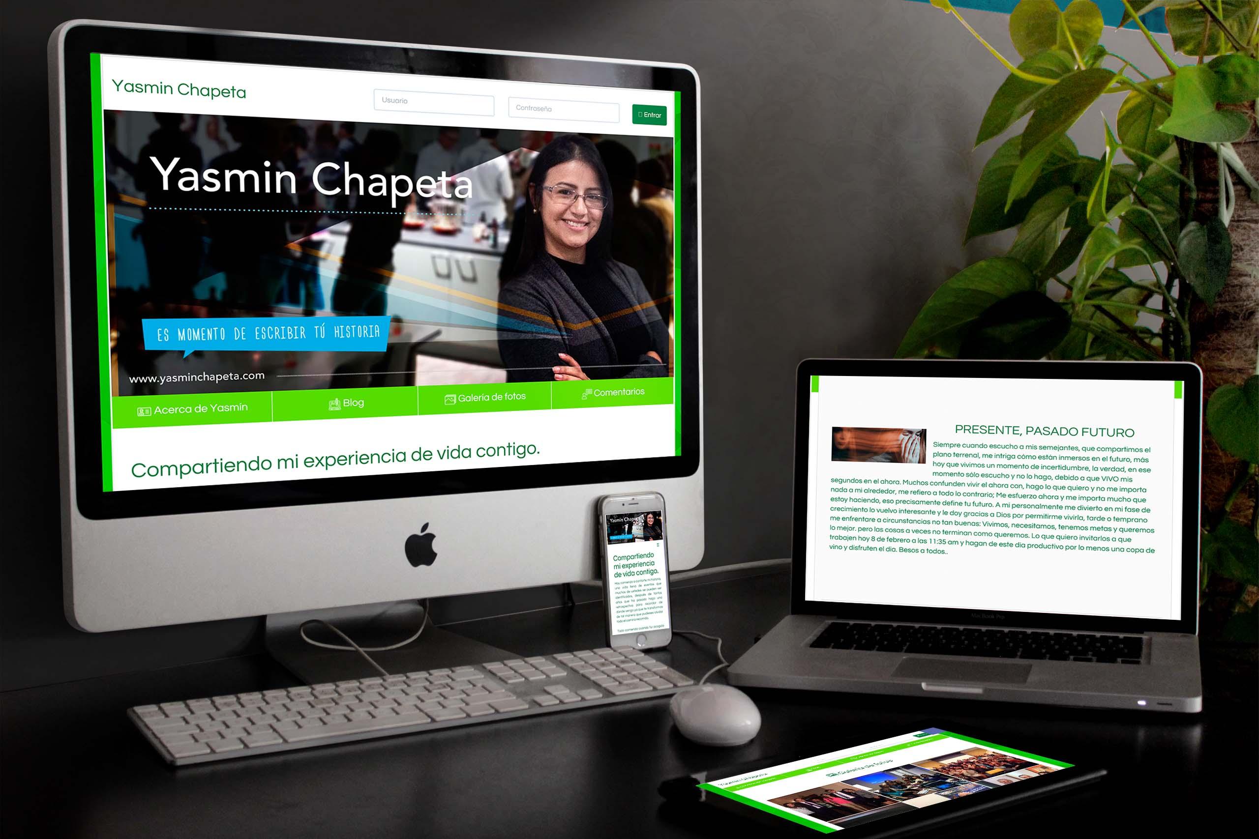 Blog aplicacion-web-yasmin-chapeta