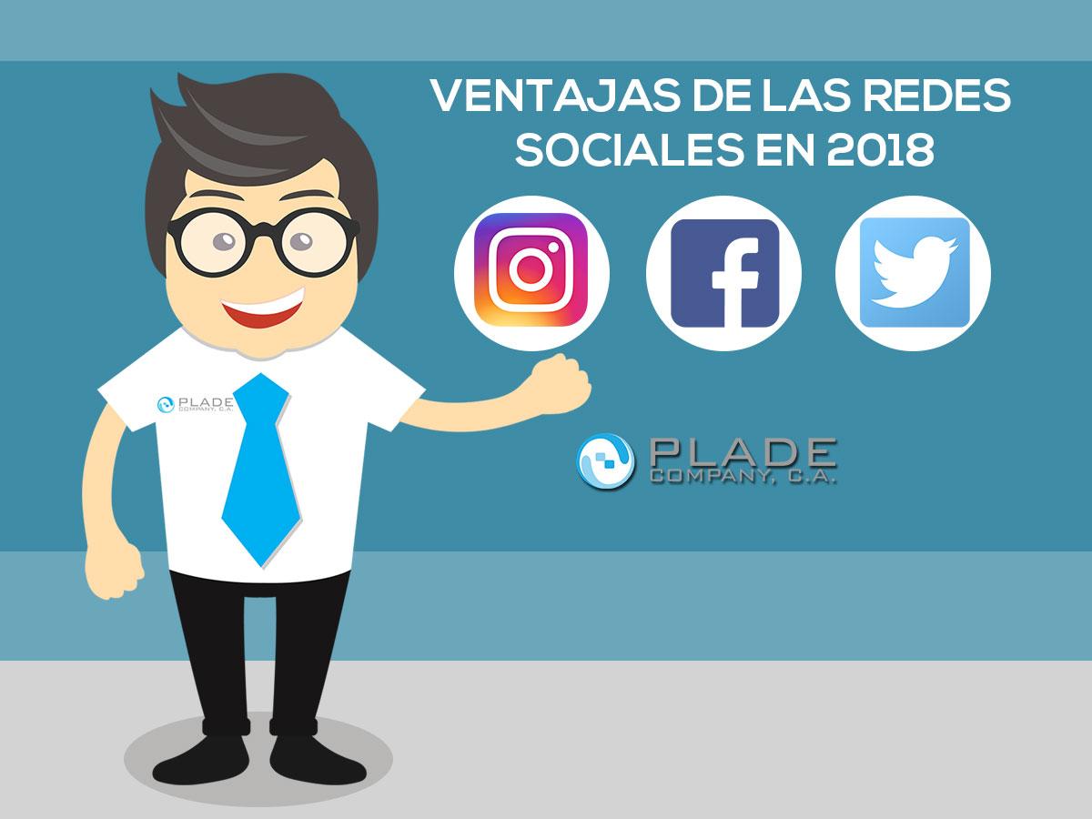 Blog ventajas-de-las-redes-sociales-en-2018