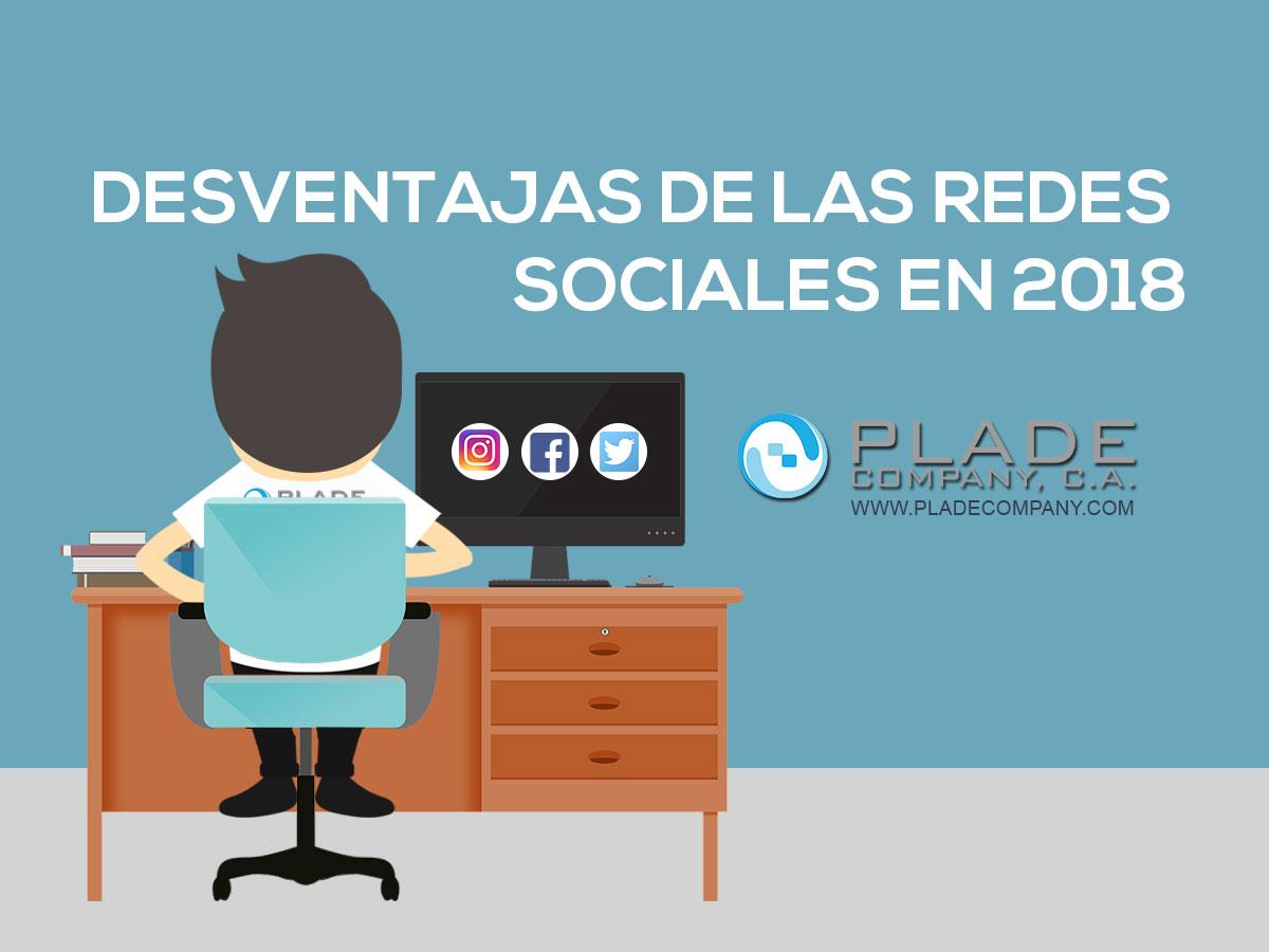 Blog desventajas-de-las-redes-sociales-2018