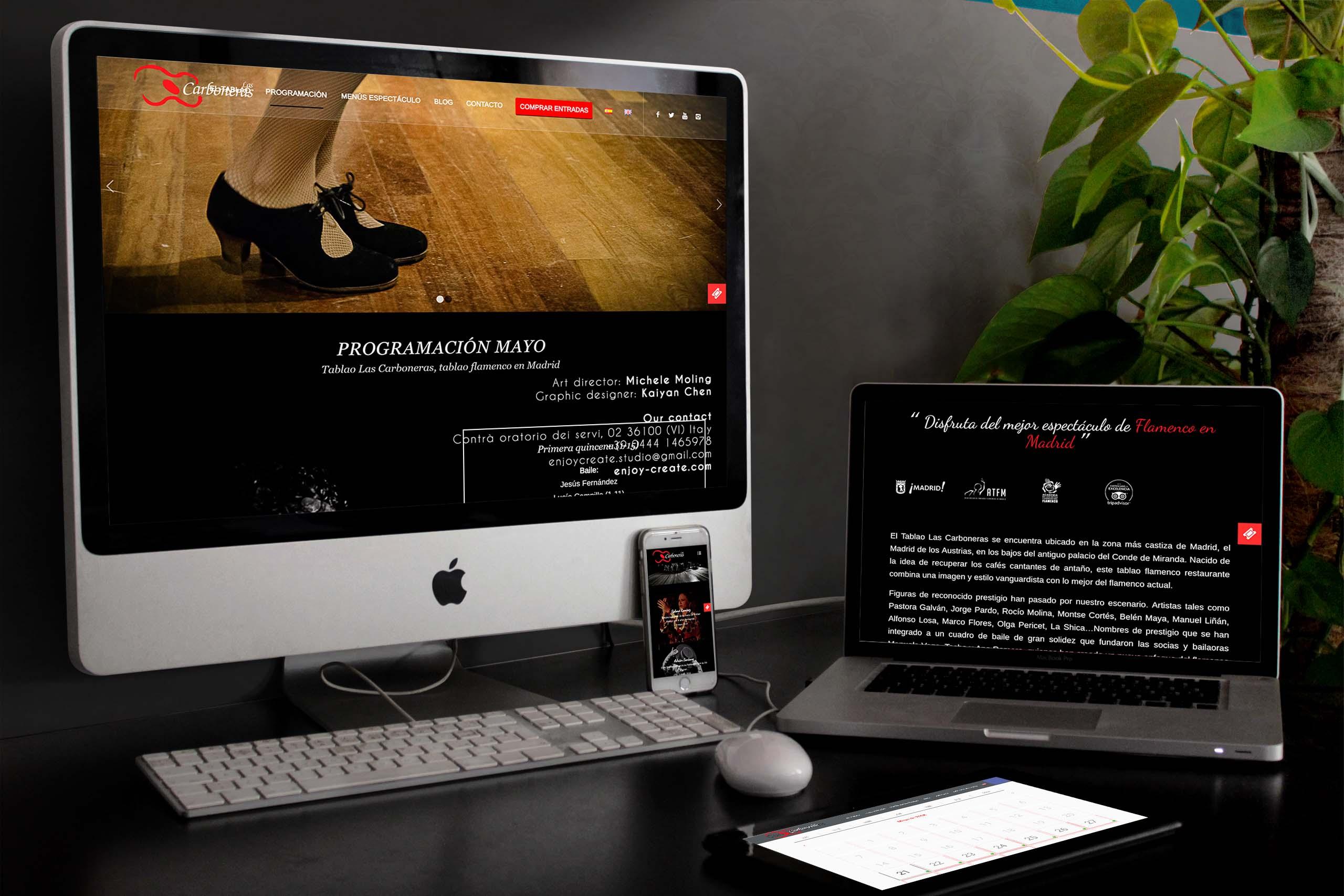 Blog aplicacion-web-las-carboneras