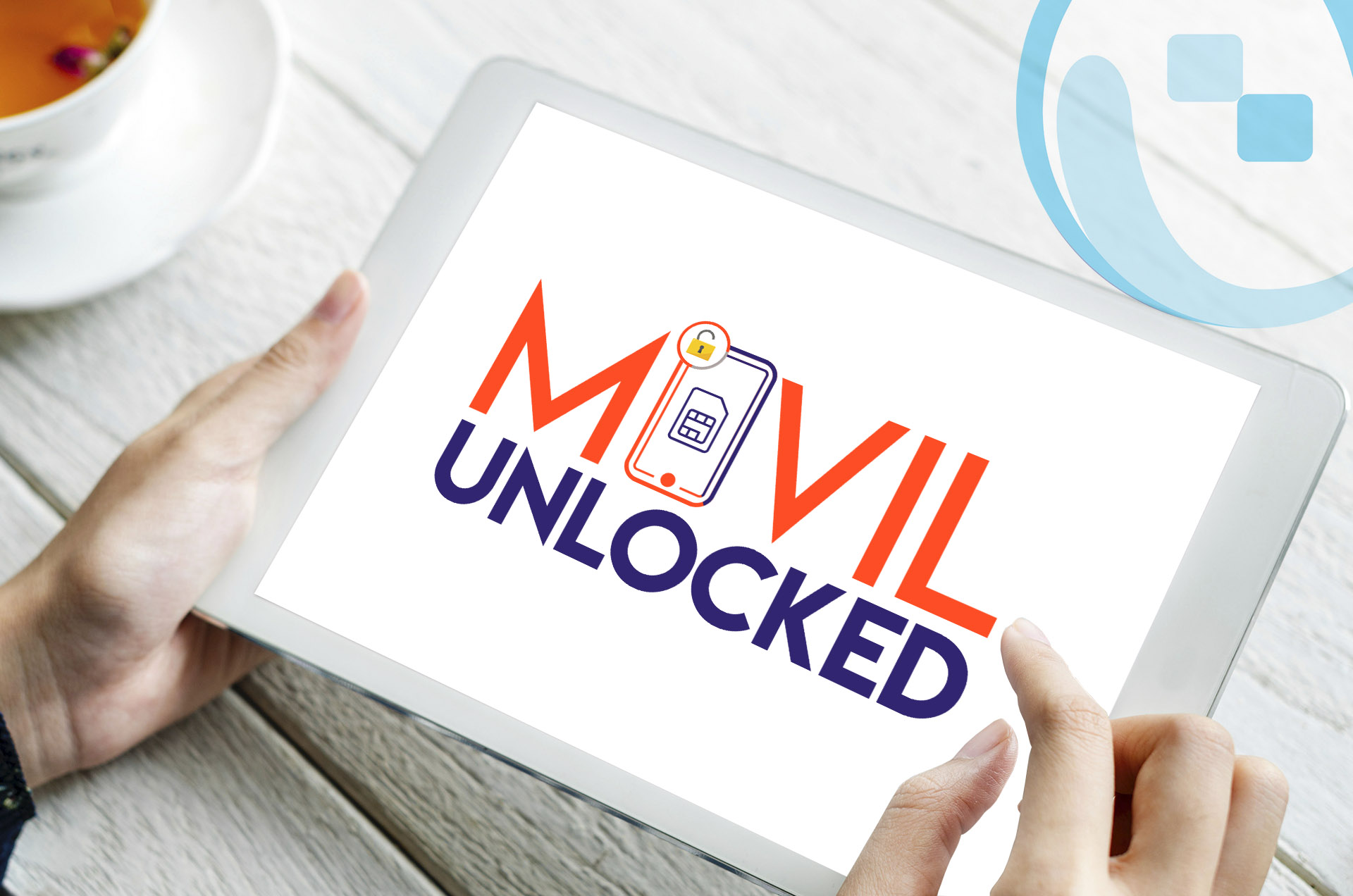 LOGO MOVIL UNLOCKED