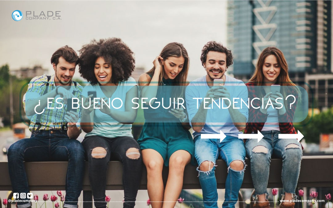 Blog �es-bueno-seguir-tendencias